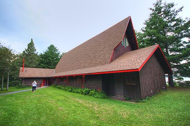 Camp Onomia - Chapel